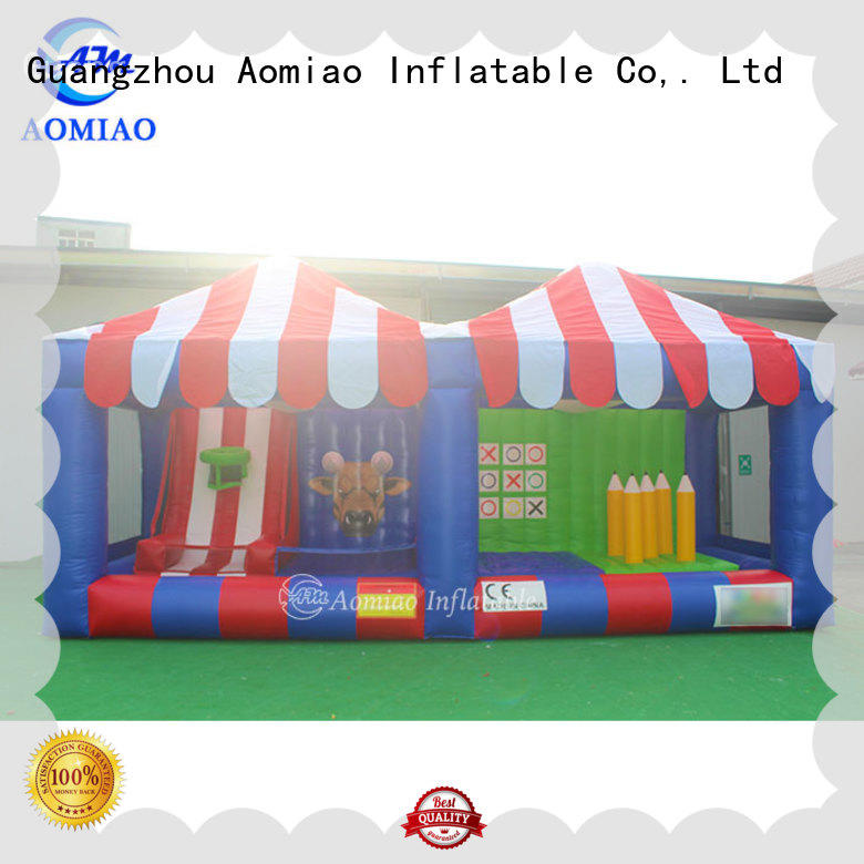 AOMIAO amazing outdoor water inflatables customization for fun parks