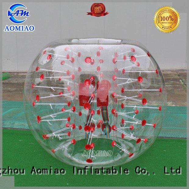 AOMIAO clear bubble ball inflatable