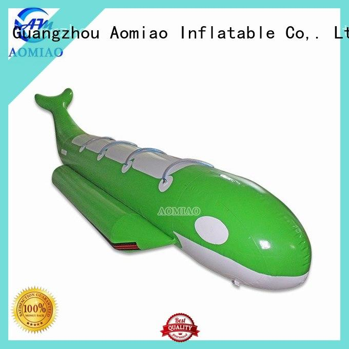 AOMIAO new fun inflatable water games manufacturer for pool