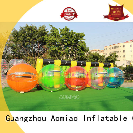 most popular water balls football supplier for sale