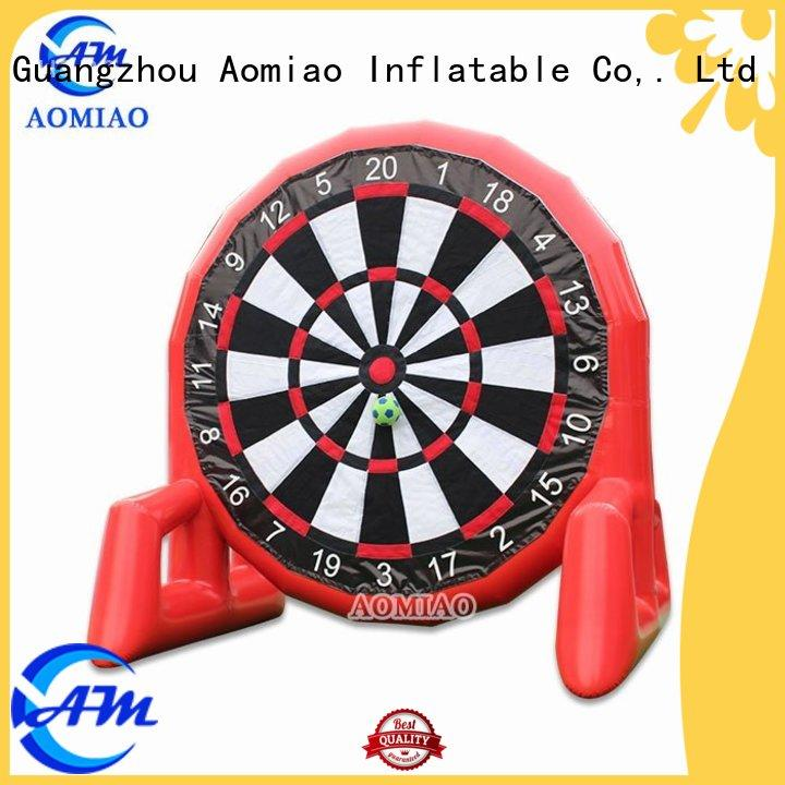 new Inflatable soccer darts commercial for exercise