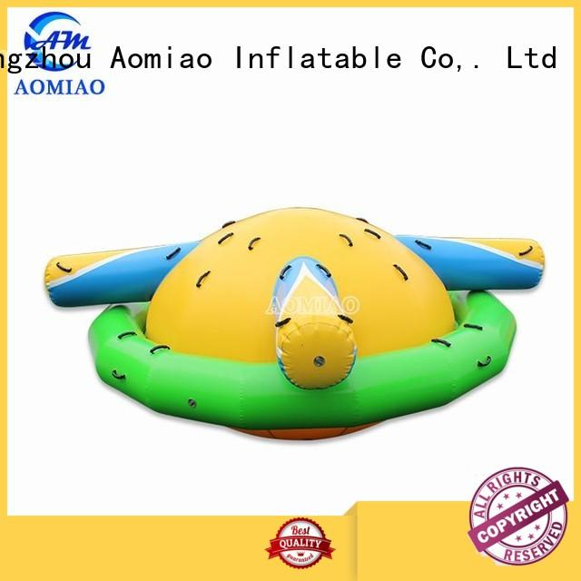 AOMIAO wgb1 Inflatable Water Trampoline manufacturer for pool