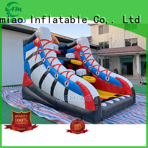 AOMIAO hungry meltdown bounce house customization for theme park