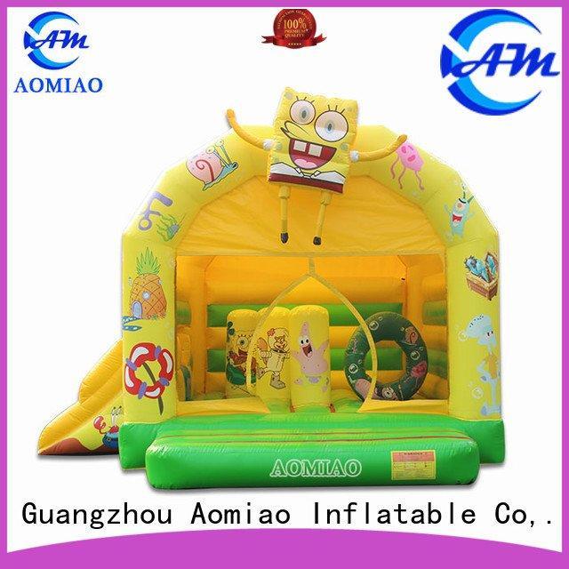 basketball bounce house basketball baby bouncy castle AOMIAO Brand