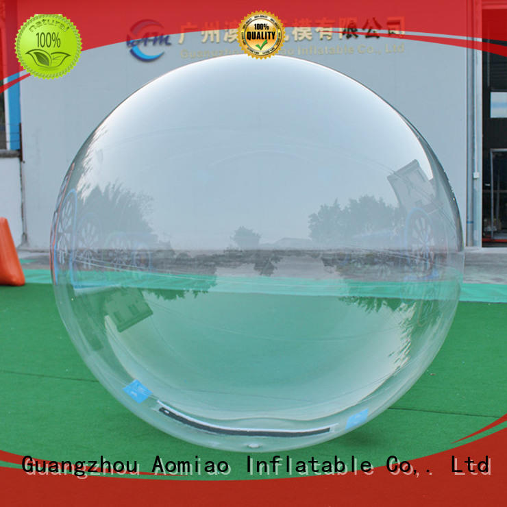 AOMIAO most popular water balls supplier for sale
