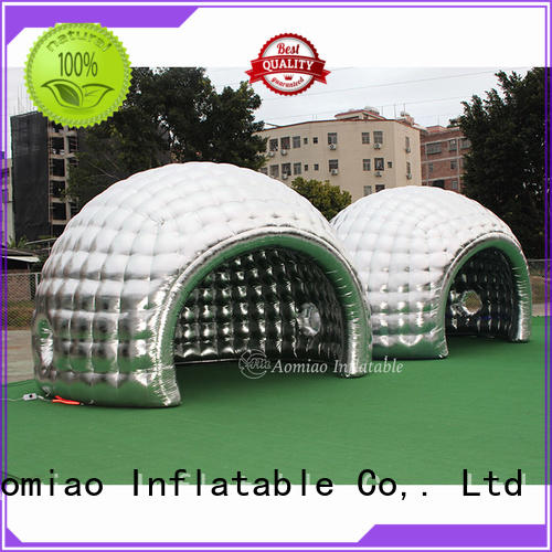 AOMIAO it1703 inflatable air tent manufacturer for outdoor
