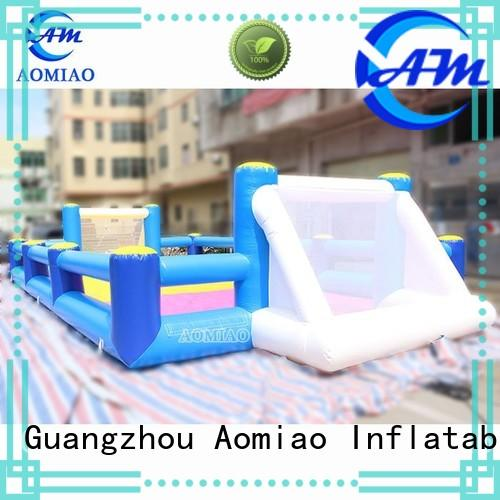 most popular inflatable football pitch ff1702 supplier for sale