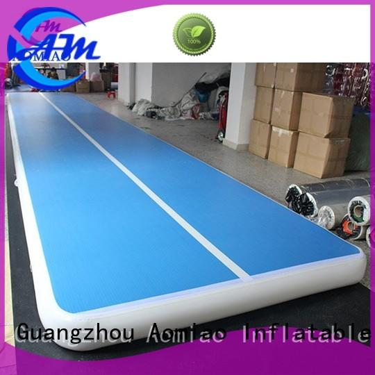 track sale mat inflatable gymnastics mats AOMIAO