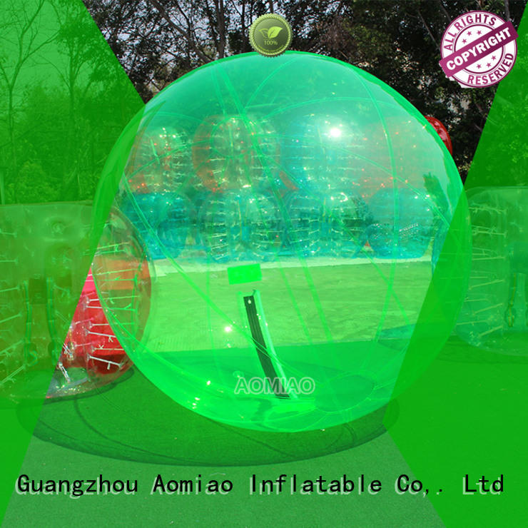 AOMIAO most popular water walking ball supplier for sale