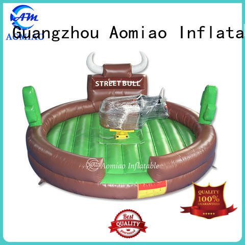 hot selling Inflatable mechanical bull mb01 producer for sale